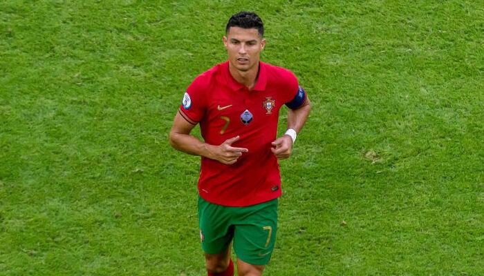Роналду обновил мировой рекорд по количеству голов за национальную команду (видео)