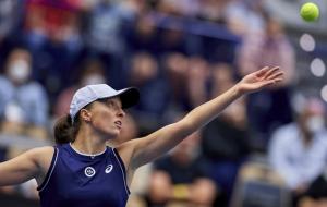 Швентек, Мугуруса і Бадоса кваліфікувалися на підсумковий турнір WTA