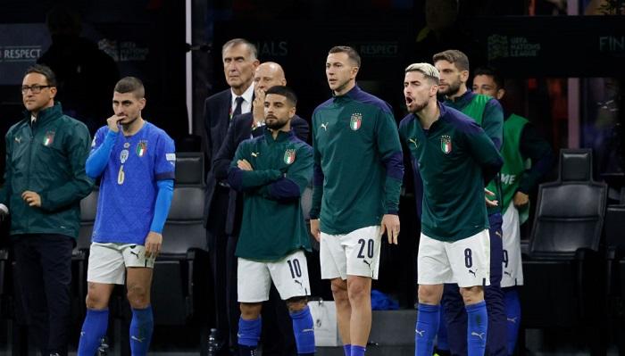 Перервалася рекордна серія збірної Італії без поразок