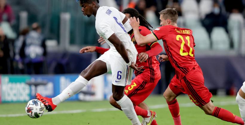 Бельгія – Франція. Відео голів та огляд матчу