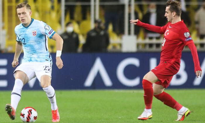 Туреччина і Норвегія розписали результативну нічию