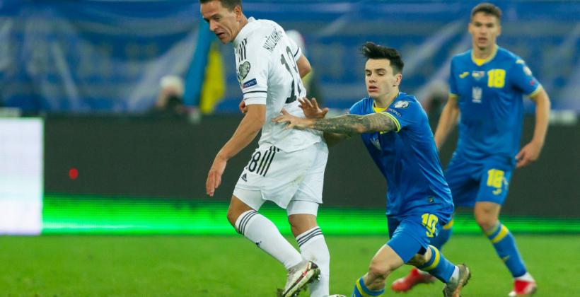 Збірна України вела в рахунку в шести з семи зіграних матчах відбору на ЧС-2022, але виграла лише один раз