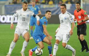 В преддверии визита в Боснию. Как сборная Украины проводила последние матчи отборочных турниров