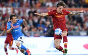 Рома — Наполи. Видео обзор матча за 24 октября