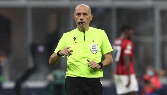 Чакир обслужить матч Німеччина – Румунія у відборі ЧС-2022. Арбітр уникнув дискваліфікації від УЄФА