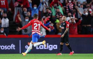 Гранада — Севилья. Видео обзор матча за 3 октября