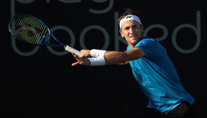 Рууд стал победителем турнира ATP в Сан-Диего