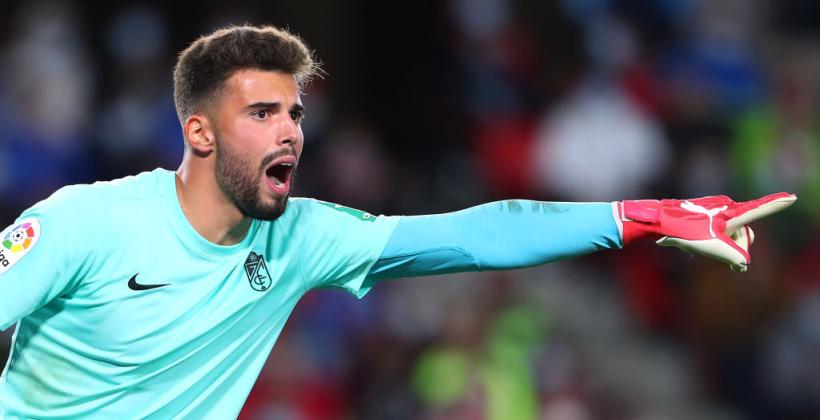 Барселона може підписати воротаря Гранади Максиміано