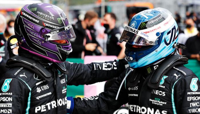 Хемілтон виграв кваліфікацію Гран-прі Туреччини, але стартуватиме з 11-ї позиції через штраф