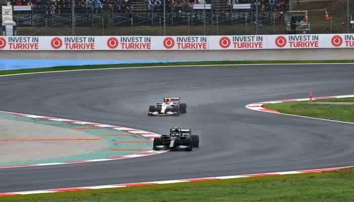 Боттас виграв Гран-прі Туреччини, Хемілтон – п'ятий