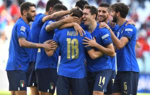 Італія – Бельгія. Відео огляд матчу за 10 жовтня