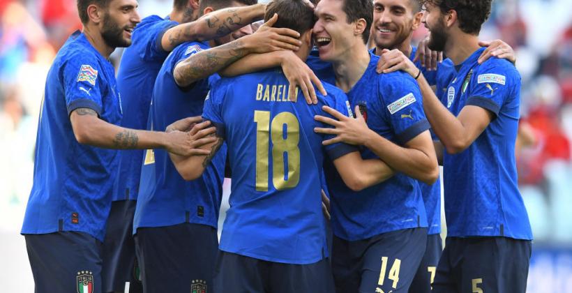 Італія обіграла Бельгію і стала бронзовим призером Ліги націй
