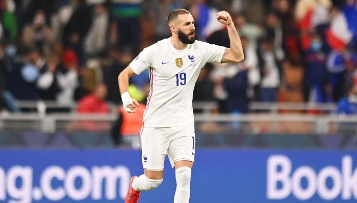 Бензема – найкращий гравець матчу Іспанія – Франція у фіналі Ліги націй