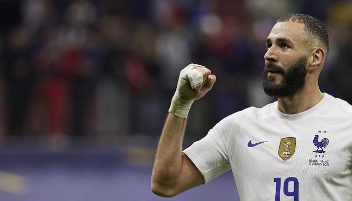 Гол Бензема в финале Лиги наций признан лучшим на турнире (видео)