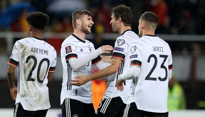 Германия первой среди всех команд квалифицировалась на ЧМ в Катаре