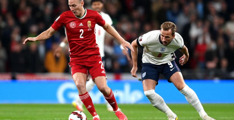 Англия на своем поле не смогла обыграть Венгрию