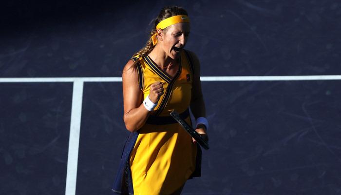 Азаренко та Остапенко вийшли до півфіналу турніру в Індіан-Веллсі