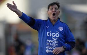 Бериссо покинул пост главного тренера сборной Парагвая