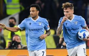 Интер на выезде уступил Лацио и потерпел первое поражение в Серии А
