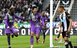 Тоттенхем обіграв Ньюкасл і впритул наблизився до зони Ліги чемпіонів