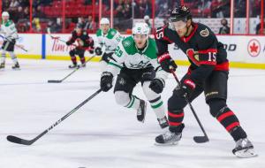 НХЛ: Оттава перемогла Даллас в єдиному матчі дня