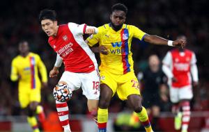 Арсенал спас ничью в матче с Кристал Пэлас