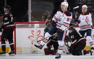 НХЛ. Перемоги Едмонтона і Флориди, Монреаль програв п'ятий матч поспіль