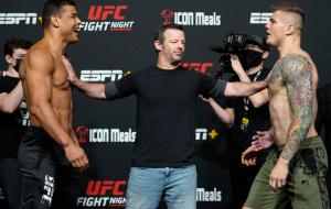 Наглость или непрофессионализм? Анонс главного поединка UFC FN 196 между Пауло Костой и Марвином Веттори