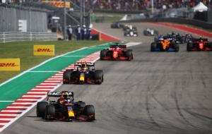 Ферстаппен став переможцем Гран-прі США, Хемілтон фінішував другим
