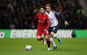 Ливерпуль уверенно обыграл Престон и вышел в четвертьфинал Кубка лиги