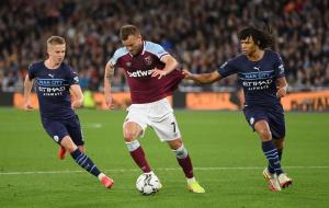 Вест Хем у серії пенальті вибив Манчестер Сіті з Кубка ліги