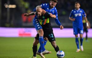 Інтер без проблем обіграв Емполі у матчі Серії А