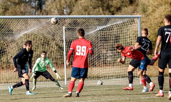 ААФУ: центральні матчі в Кудрівці та Охтирці, голи на першій хвилині