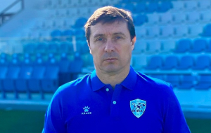 Тренер Миная Леонов: Сказал ребятам, что если так будут дальше выкладываться, то все будет хорошо