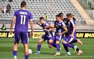 Кулаков забил 700-й гол Мариуполя в высшем дивизионе