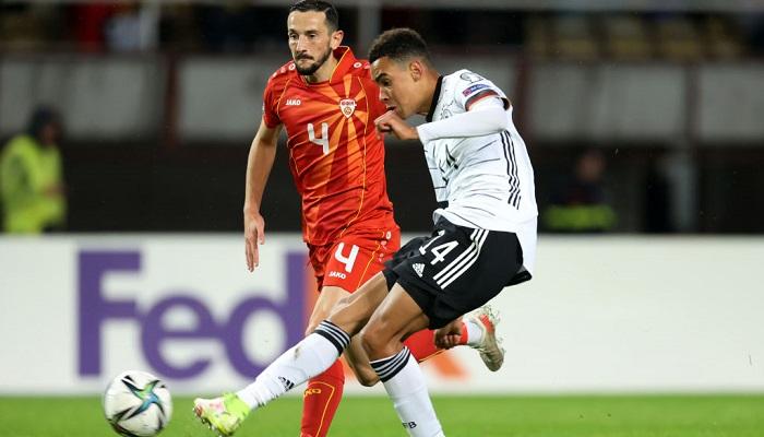 Мусиала — второй самый молодой автор гола в истории сборной Германии