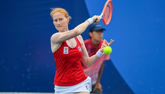 Ван Ейтванк виграла турнір WTA в Нур-Султані