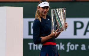 Бадоса в трьох сетах обіграла Азаренко і виграла турнір в Індіан-Уеллсі