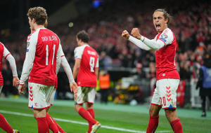Данія – Австрія. Відео огляд матчу за 12 жовтня