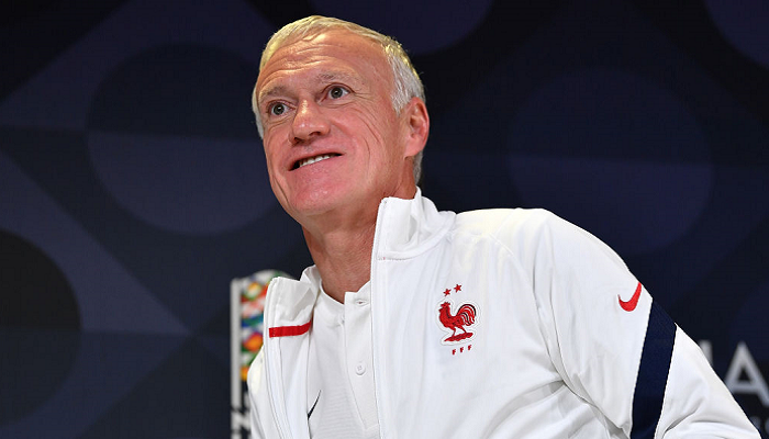 Дешам: У мене було менше часу, щоб налагодити взаєморозуміння між гравцями, ніж у Бельгії