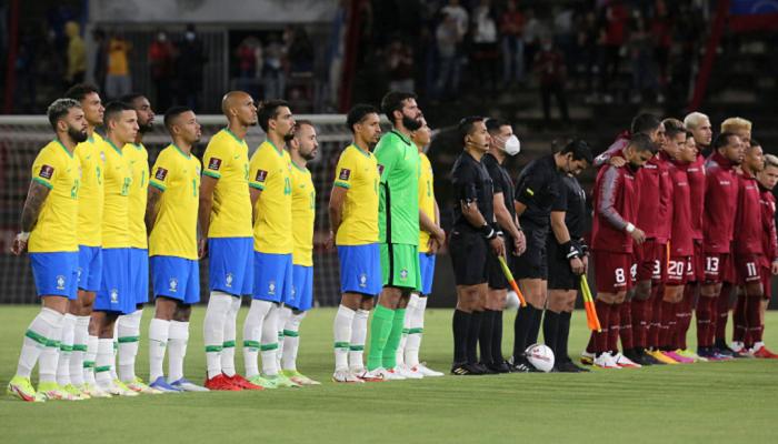 Отбор на ЧМ-2022: гол Рамиреса не спас Венесуэлу в матче с Бразилией, ничья Аргентины и Парагвая