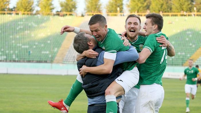 Ігуменов, Кравченко та ціла делегація Карпат: уся збірна 11-го туру Другої ліги