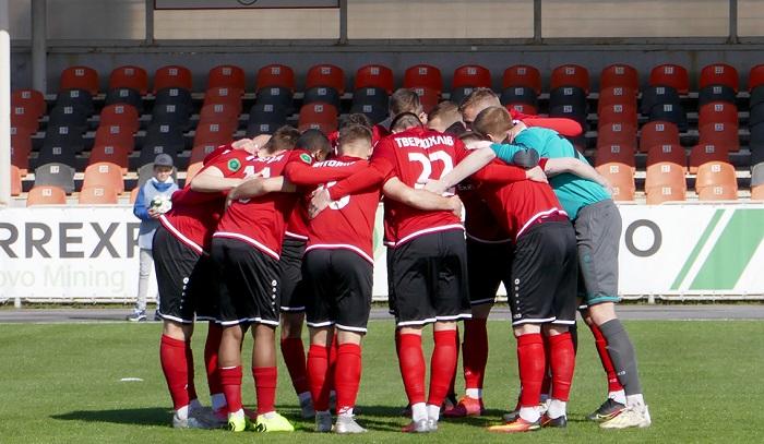 Паламар, Пейшоту, Махновський ‒ вся збірна 13-го туру Першої ліги