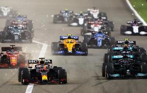 23 етапи. Формула-1 опублікувала календарь на 2022 рік