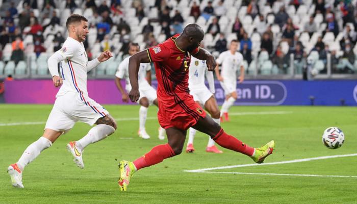 Бельгия — Франция 2:3 онлайн трансляция матча