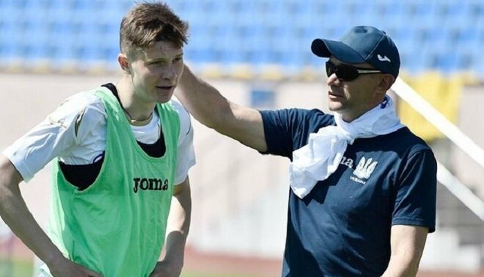 Артем Бондаренко: Не ожидаем легкого матча с Фарерами