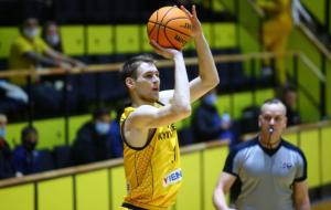 Форвард Київ-Баскета Войналович отримав перелом фаланги і пропустить до трьох тижнів