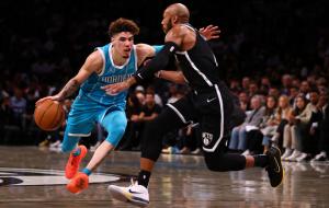 НБА: Бруклин уступил Шарлотт, победы Лейкерс, Филадельфии и Бостона