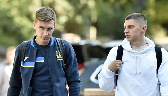 Збірна України зібралася в Києві перед відбірковими матчами ЧС-2022. Легіонери прибудуть ввечері