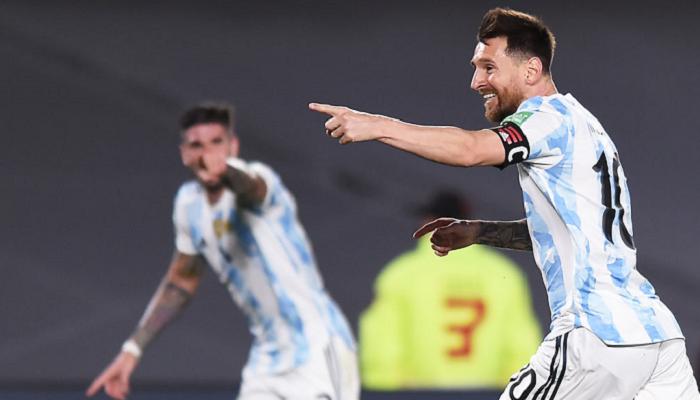 Месси первым в истории забил 80 голов за сборную из Южной Америки